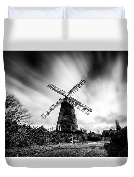 Polegate Windmill Duvet Cover