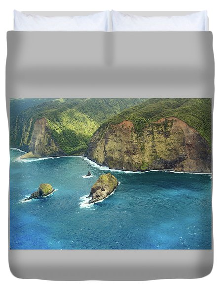 Pololu Point Duvet Cover
