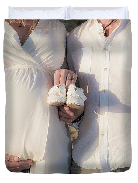Powell Maternity Duvet Cover