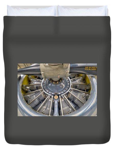 Power Duvet Cover