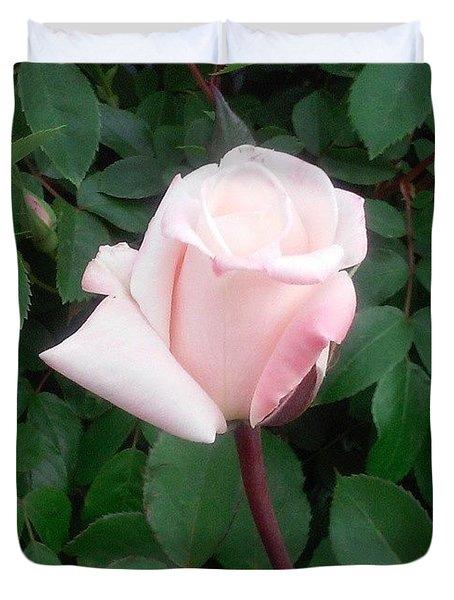 Pretty! ❤ #flower #pink #nature Duvet Cover