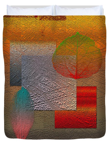 Quiet Sunset At The End Of Northern Summer  Duvet Cover by Serge Averbukh