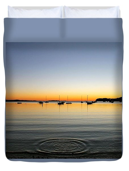 Ripples Duvet Cover