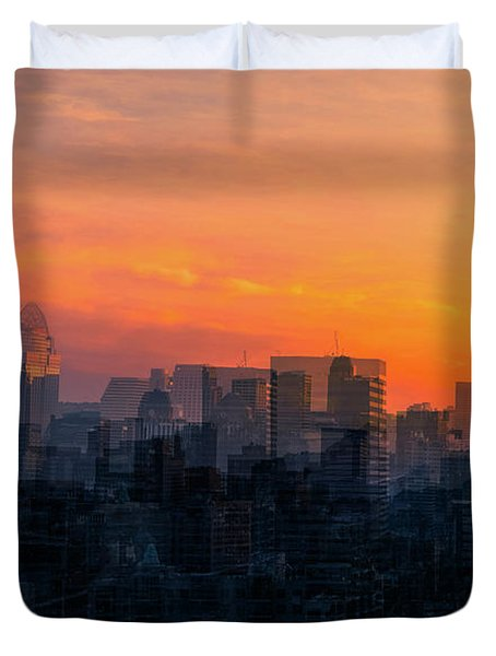 River City Duvet Cover