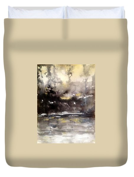 Rivers Of Light Series  Duvet Cover