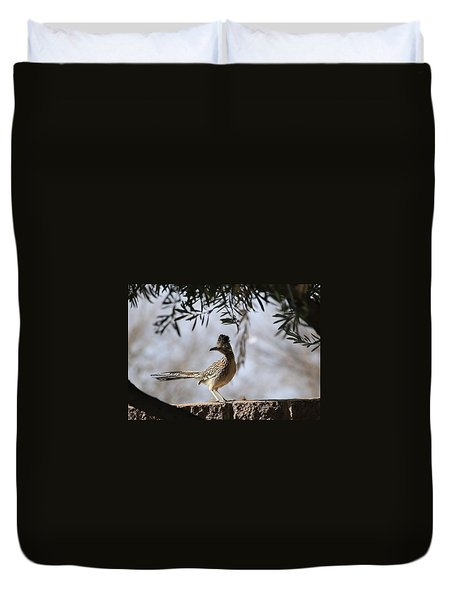 Roadrunner Duvet Cover