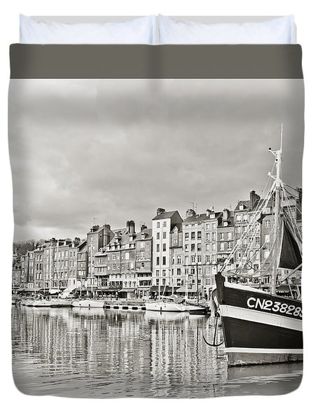 Safe Harbor Duvet Cover