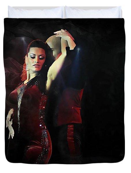 Salsa,salsadancer,salsadance, Duvet Cover