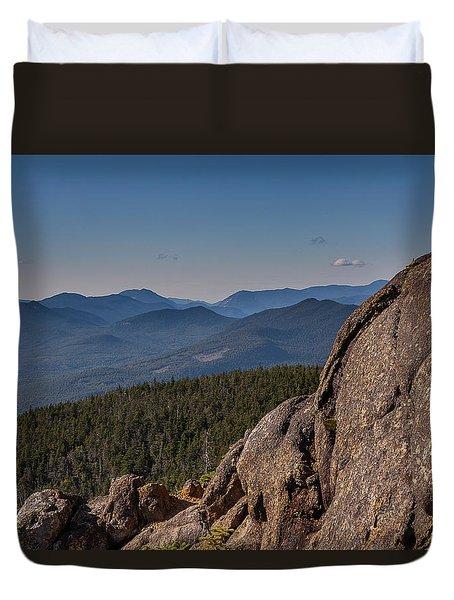 Sandwich Range From Mount Chocorua Duvet Cover