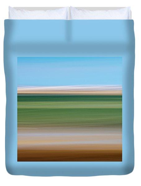 Sandy Neck 1 Duvet Cover
