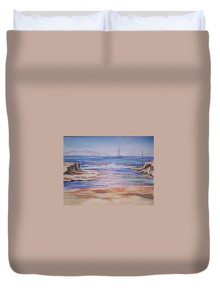 Santa Cruz Duvet Cover