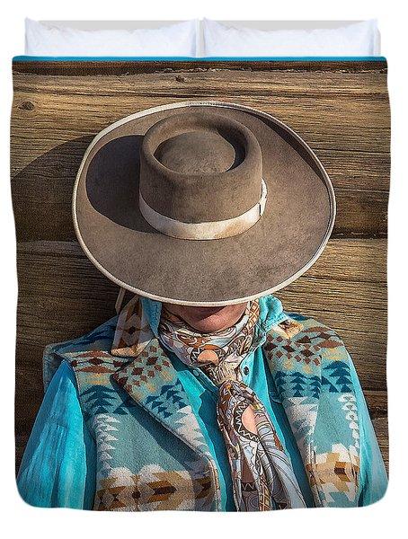 Santa Fe Style Duvet Cover