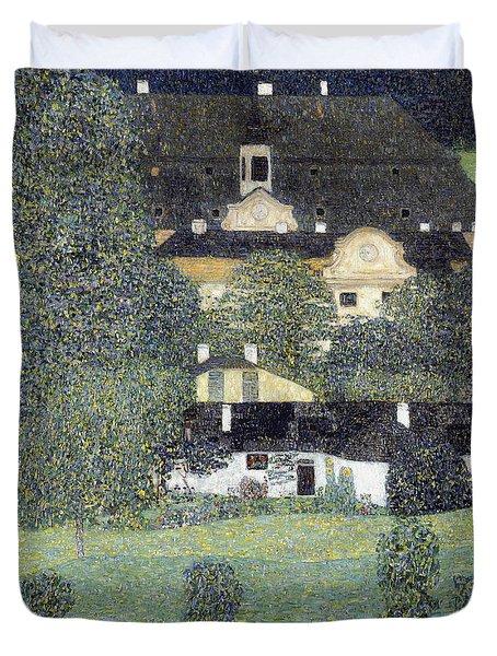 Schloss Kammer Am Attersee II Duvet Cover