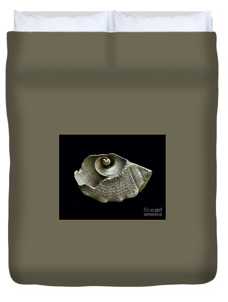 Sea Debris B Duvet Cover