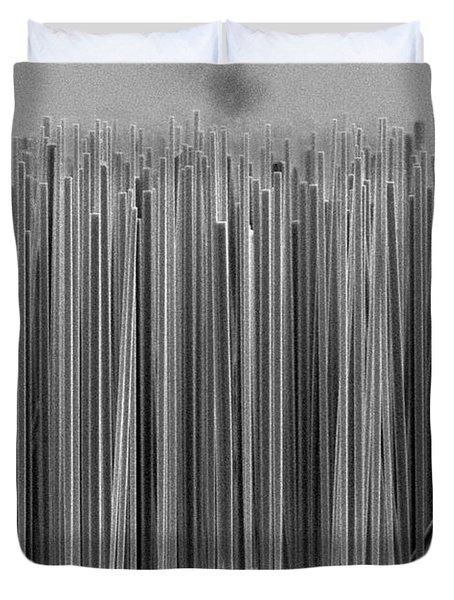 Semiconductor Nanowires, Sem Duvet Cover