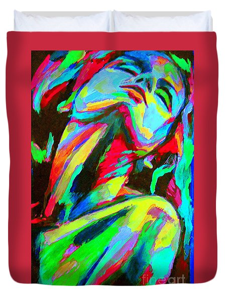 Sensation Duvet Cover