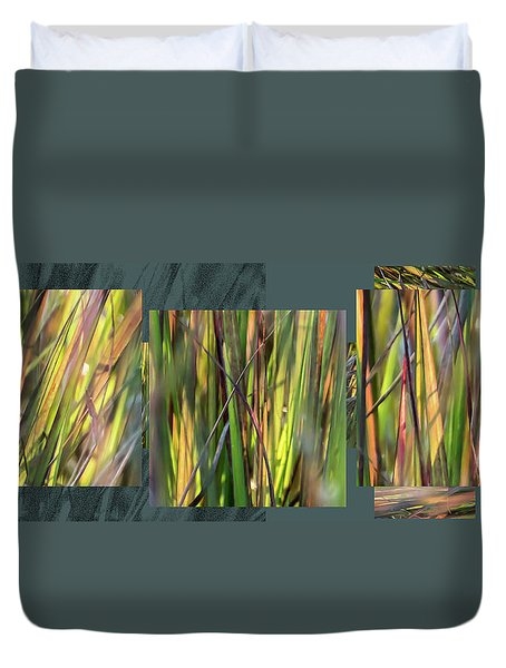 September Grass - Duvet Cover