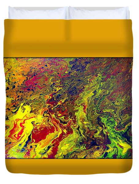 Series 2017 Duvet Cover by David Hatton