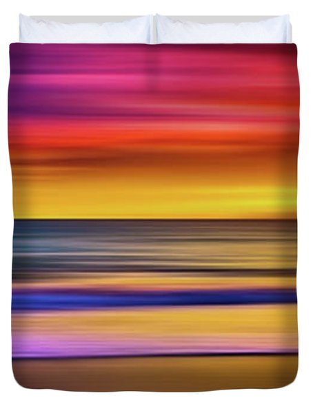 Series Mesmerizing Landscapes Duvet Cover