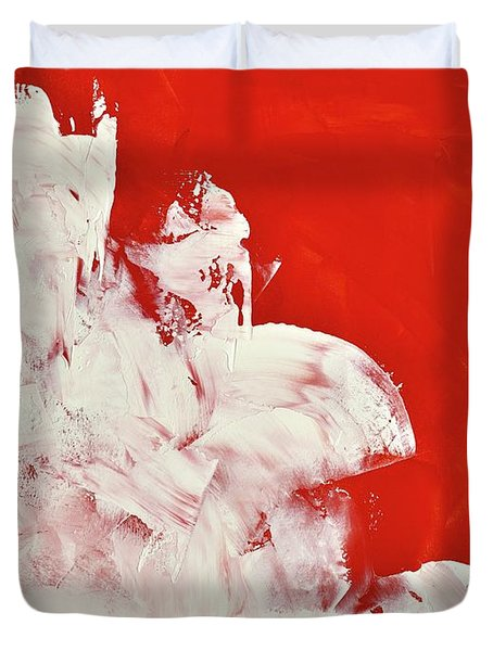 Shabby04 Duvet Cover by Emerico Imre Toth