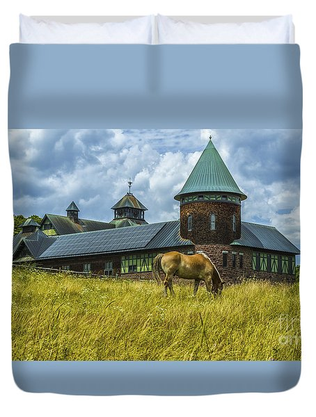 Shelburne Farms. Duvet Cover
