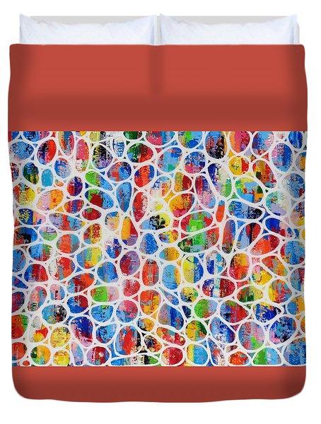 Shimmer Duvet Cover