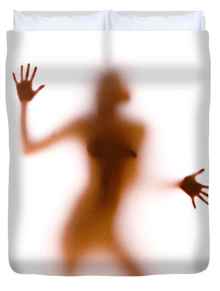 Silhouette 14 Duvet Cover