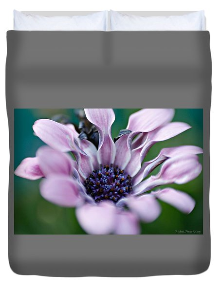 Soft Purple Duvet Cover