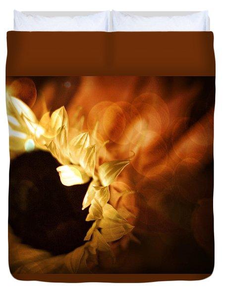 Soft Sunflower Duvet Cover