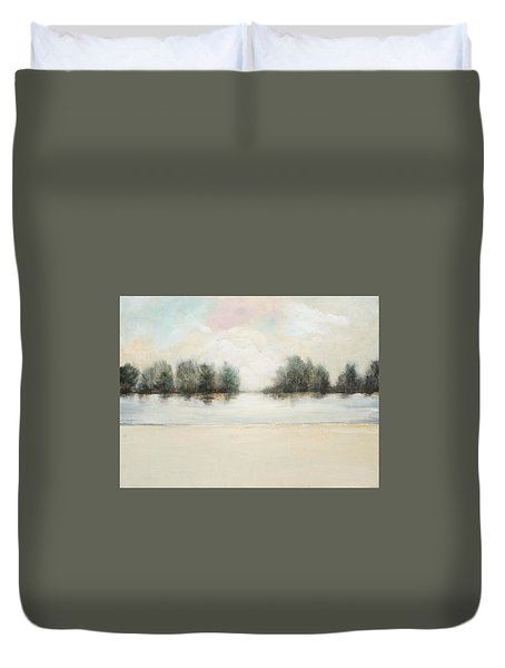 Soft Tumbleweed Duvet Cover