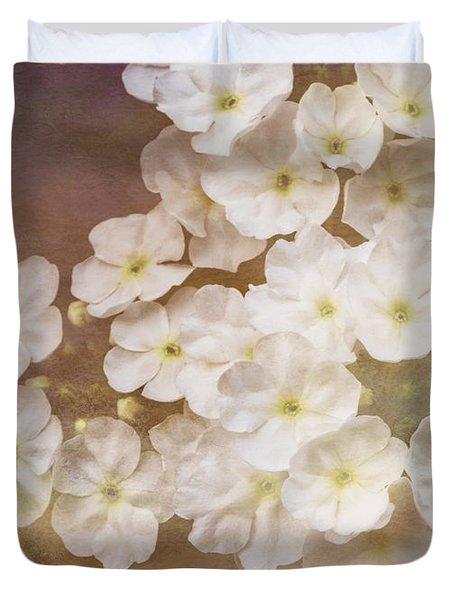 Softly Spring Duvet Cover by Arlene Carmel