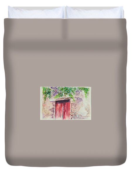 Sorrento Secret Duvet Cover