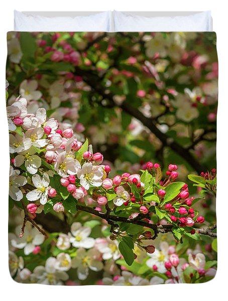 Spring Blossoms Duvet Cover