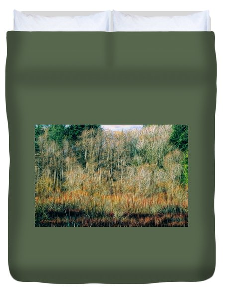 Spring Forest Duvet Cover