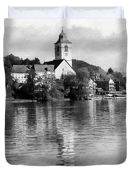 St Wolfgang Splender Duvet Cover
