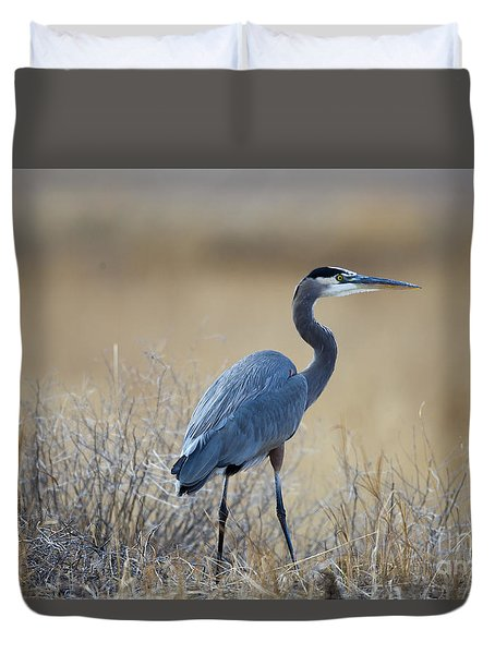 Standing Tall Duvet Cover