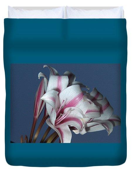 Star Flower Duvet Cover