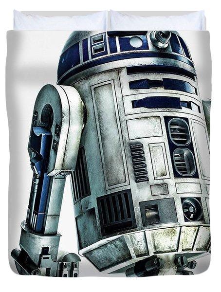 Star Wars Episode Vii - The Force Awakens 2015 Duvet Cover