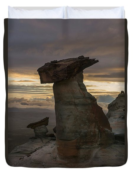 Stud Horse Point Duvet Cover
