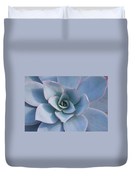 Succulent Beauty Duvet Cover