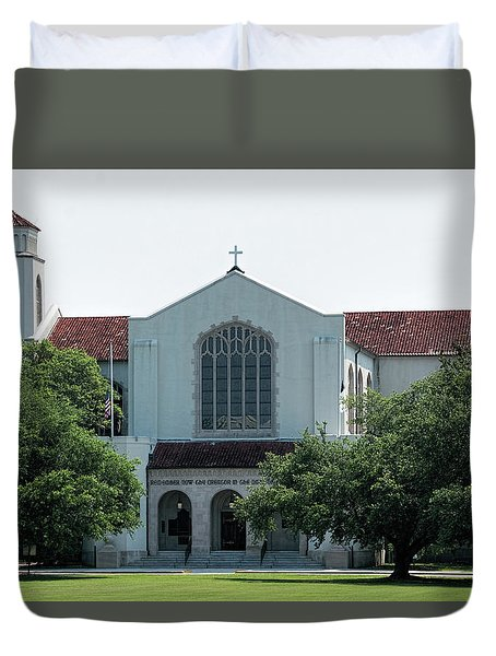 Summerall Chapel Duvet Cover