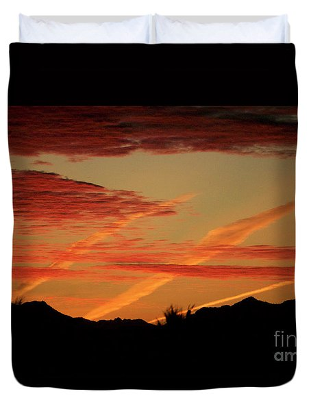 Sunrise Collection, #6 Duvet Cover