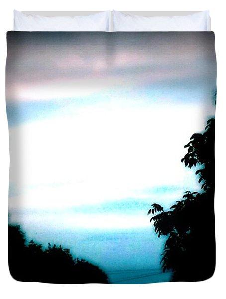 #sunrise #sun #tagsforlikes.com #tflers Duvet Cover