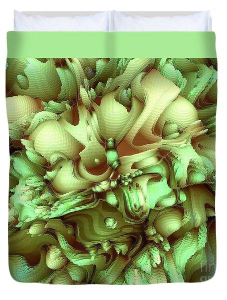 Sweet Flowers Duvet Cover