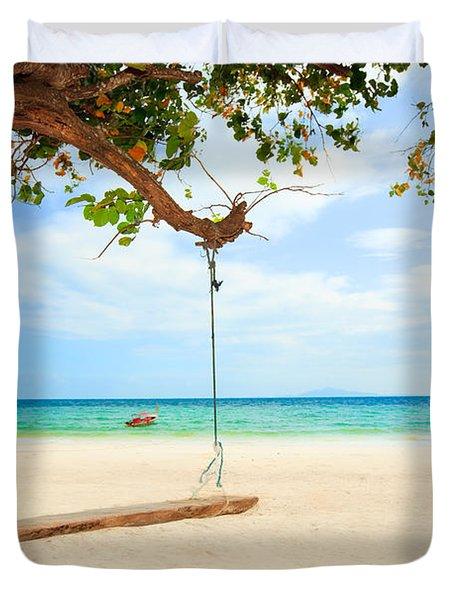 Swing Duvet Cover