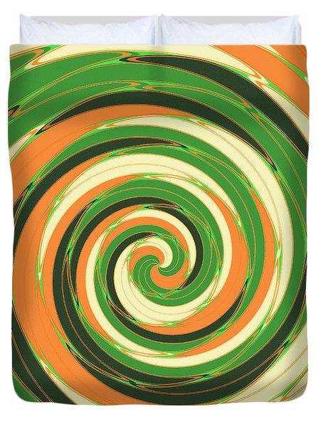 Swirl Duvet Cover