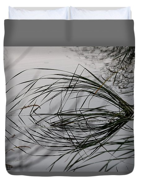 Symetry Duvet Cover