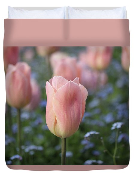 Symphony Duvet Cover by Connie Handscomb