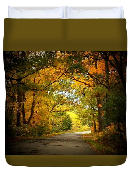Take Me Home Duvet Cover by Joyce Kimble Smith