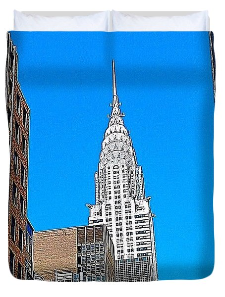#tbt - #newyorkcity June 2013 Duvet Cover
